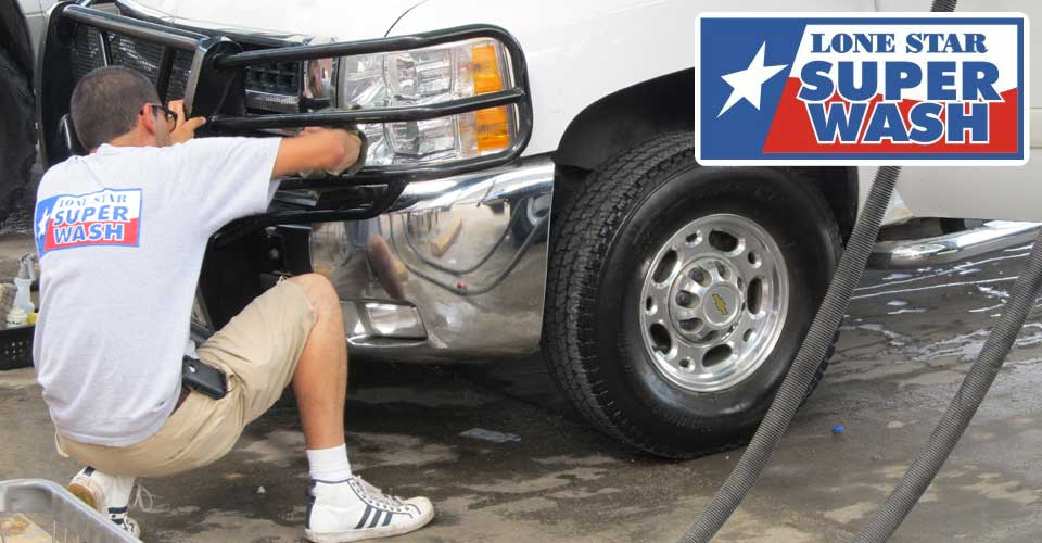 Lone Star Super Wash Hand Wash Service