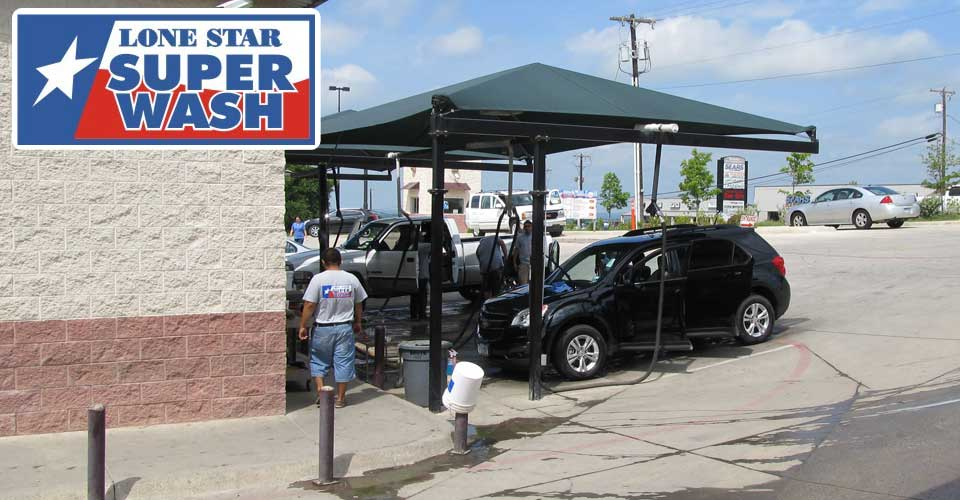 Lone Star Super Wash Detailing Service